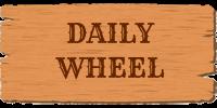 Daily Bonus wheel