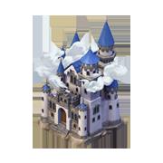 Le018 fairytale castle ea market