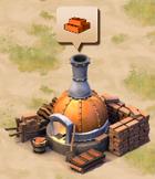 Copper Kiln