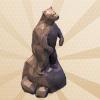 GrizzlyStatue