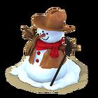 Le087 cowboy snowman ea last