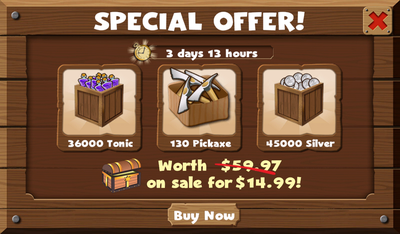 Special Offer 2014-08-29