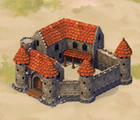 Medieval-fortress