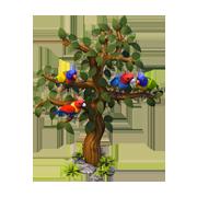 Le021 parrot tree ea market