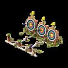 Wt archery range ea market
