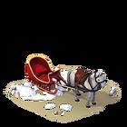 Le084 romantic sleigh ride ea last