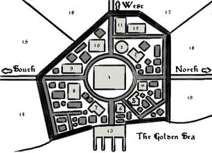 Westengard Map
