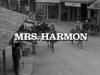 Mrs. Harmon