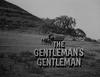 The Gentleman's Gentleman