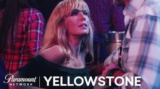 'Beth Dutton. What's Yours?' Official Clip Yellowstone Paramount Network