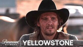 Yellowstone 'Horse Tamer' Official Sneak Peek ft. Kevin Costner & Luke Grimes Paramount Network