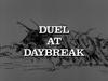 Duel at Daybreak