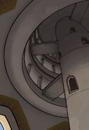 Spire Dome Stairs Ext