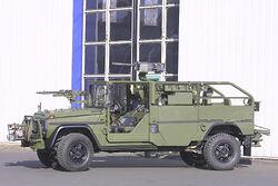M155 Cheetah FAV