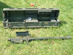 SAM-30C Stinger MANPADS