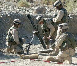 M2A1 Mörser
