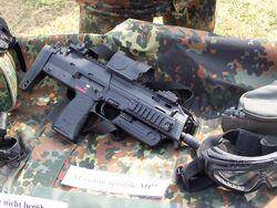 M77A1 Maschinenpistole