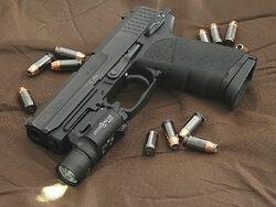 M16A1 Pistole