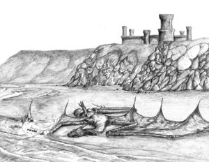 De dood van Arrax - Pudsack