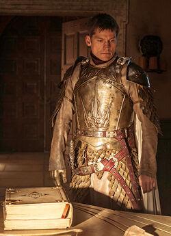 Jaime Lannister Koningsgarde