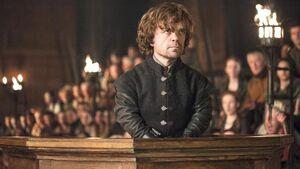 Tyrion Lannister rechtbank