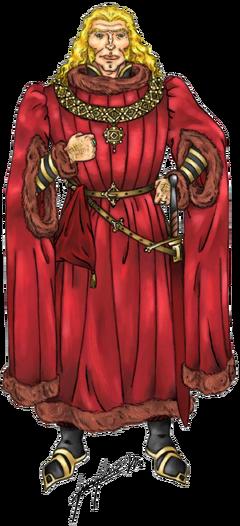 Gerold Lannister - Oznerol-1516