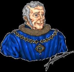 Jon Arryn - Oznerol-1516