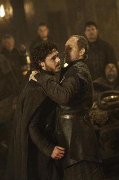 Rous Bolten en Robb Stark