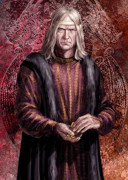 Viserys II Targaryen - Amok