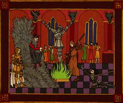 De dood van Brandon en Rickard Stark - Reaprycon