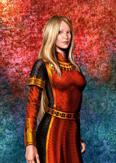 Rhaenys Targaryen - Amok