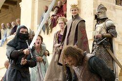 Eddard Stark dood