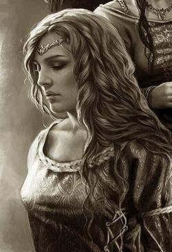 Rhaena Targaryen - Magali Villeneuve