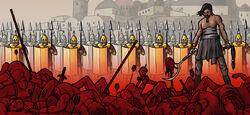Slag bij Qohor - Klaradox