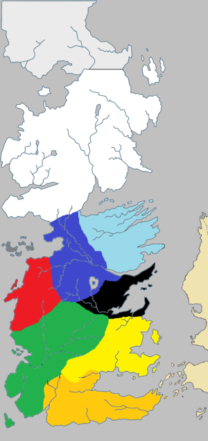 Regios in Westeros