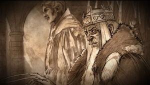 Tywin en Aerys
