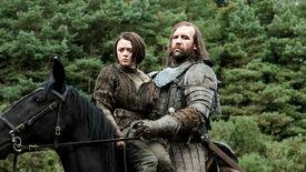 Sandor en Arya