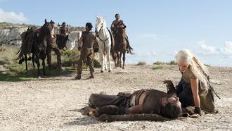 Drogo is gevallen