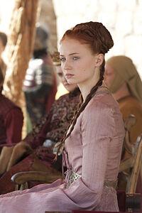 Sansa Stark Koningslanding