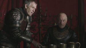 Kevan en Tywin