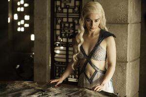 Daenerys in Mereen