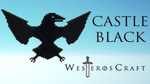 Game of Blocks Game of Thrones - Castle Black in Minecraft