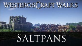 WesterosCraft Walks Episode 10 Saltpans and the Quiet Isle