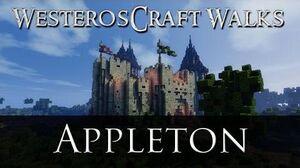 WesterosCraft Walks Appleton