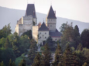 Wartenstein castle, Lower Austria