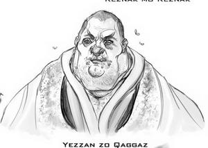 Yezzan zo Qaggaz (powieść)