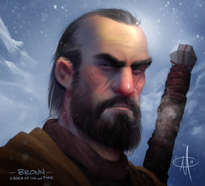 Bronn (powieść)
