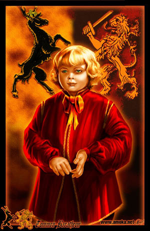 Tommen Baratheon (powieść)