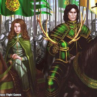 Renly i Margaery