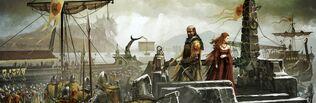 Wyprawa Stannisa na Mur